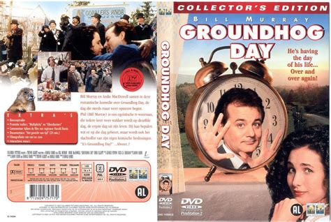 groundhog day dvd smart alek 1993