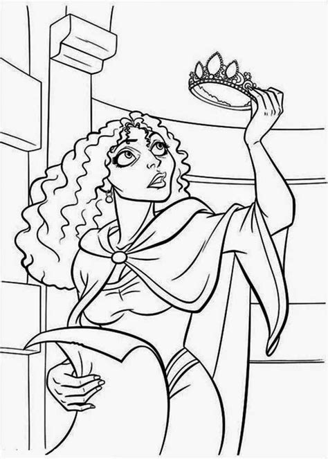 Coloring Pages Quot Tangled Quot Free Printable Coloring Pages Of Rapunzel Flynn Pascal Maximus Gothel Tangled Printable Coloring Pages