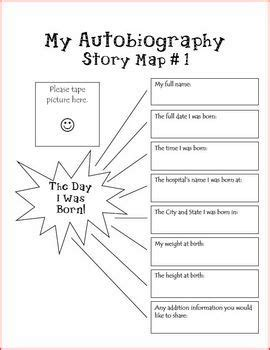 biography lesson plans for 5th grade autobiography unit keepsakes parents and activities