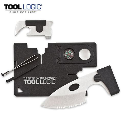 card multitool thin pocket wallet sized multi tool credit card