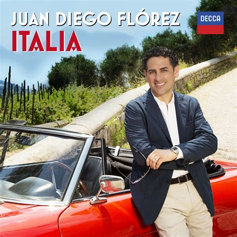 Juan Diego Florez Dessay by Juan Diego Fl 243 Rez Italia Nuevo Cd