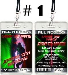 printable gotcha tickets laser tag party on pinterest laser tag party tags and