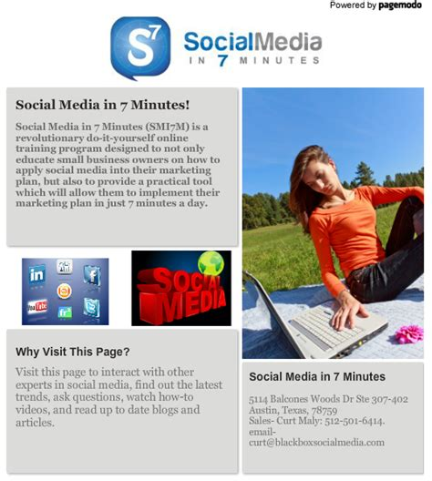 how to make a fan page 187 how to create a custom facebook fan pageblack box social