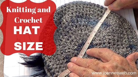 how to measure knitting how to knit a hat calculate hat size knitting and