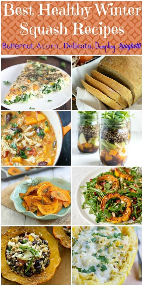 best winter recipes best healthy winter squash recipes food done light