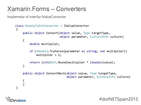 converter xamarin forms intro to xamarin forms converters animations behaviors