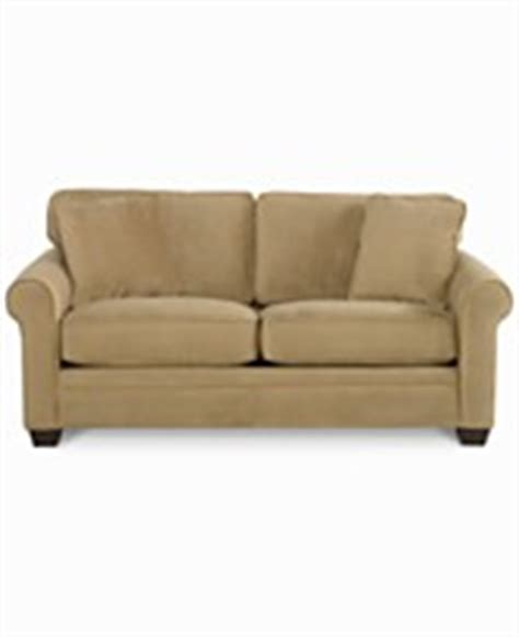 narrow sleeper sofa remo velvet narrow grace sleeper sofa at macys sleepers