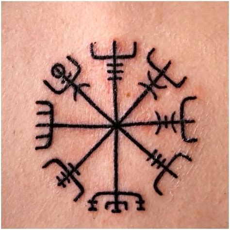 troll tattoos designs vegvisir troll tattoos i like