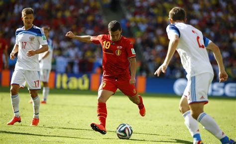 vs russia world cup fifa world cup 2014 highlights belgium through to