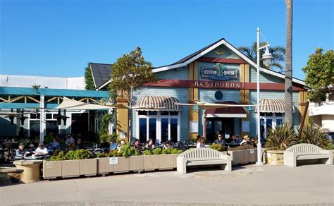 Custom House Restaurant Avila Beach Ca California Beaches Custom House In Avila
