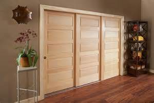 Sliding Wood Closet Doors Interior Sliding Bypass Closet Doors Wood Design Interior Home Decor
