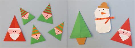 tutorial origami albero di natale come fare un origami babbo natale atelier sottosopra