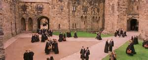 The History Behind The Christmas Tree - paved grounds harry potter wiki