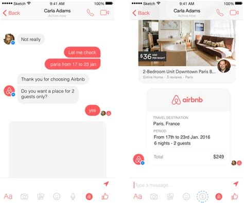 airbnb live chat messenger platform could be more powerful than you think