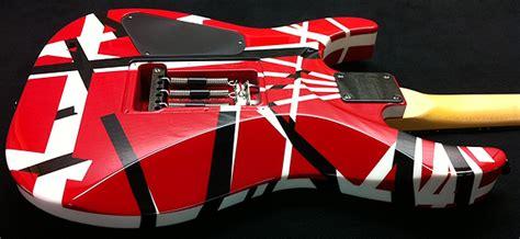 evh charvel journeyman custom painted sims guitar