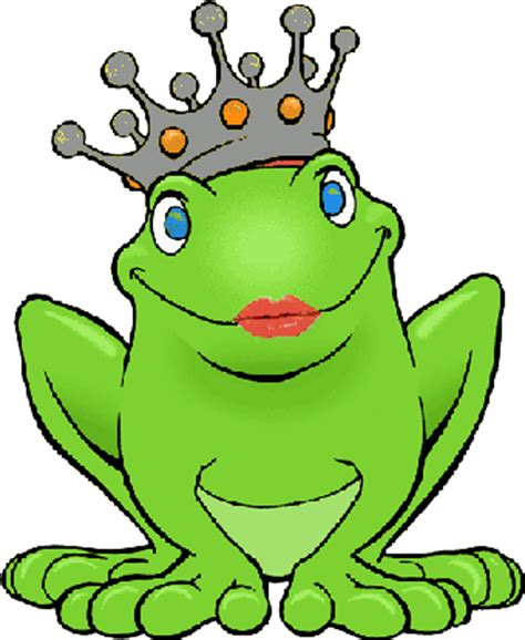A Literary Anthology The Frog Princess Frog Princess