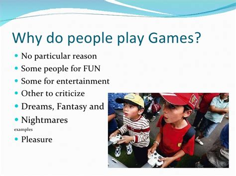 why do people video game making and mind reading game console