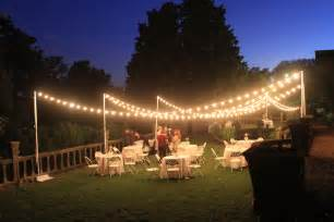 outdoor wedding lighting ideas diy outdoor wedding lighting ideas www imgkid the