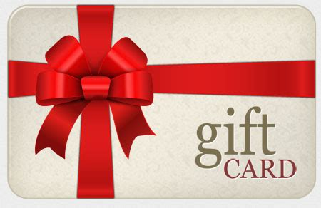 gift cards templates gift card template psd template