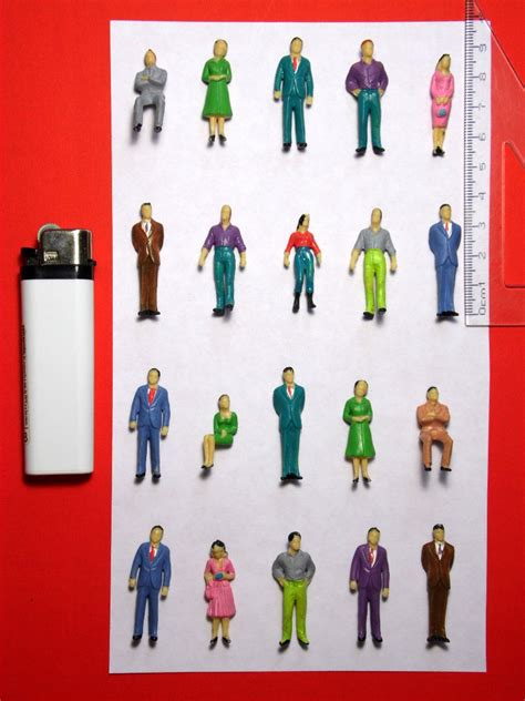 imagenes de figuras humanas egipcias 20 figuras humanas escala 0 1 50 maqueta tren arquitectura