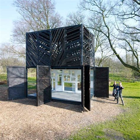 Noorderparkbar by Bureau SLA and Overtreders W