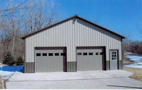garage  menards building  garage