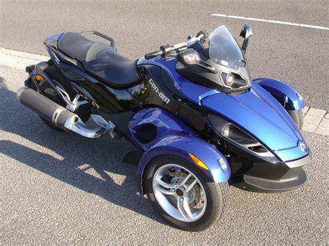 Dreirad Motorrad Can Am by Can Am Spyder Roadster Fahrbericht Auto Motor At