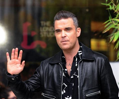 reveal robbie williams books let it shine hopeful has revealed his