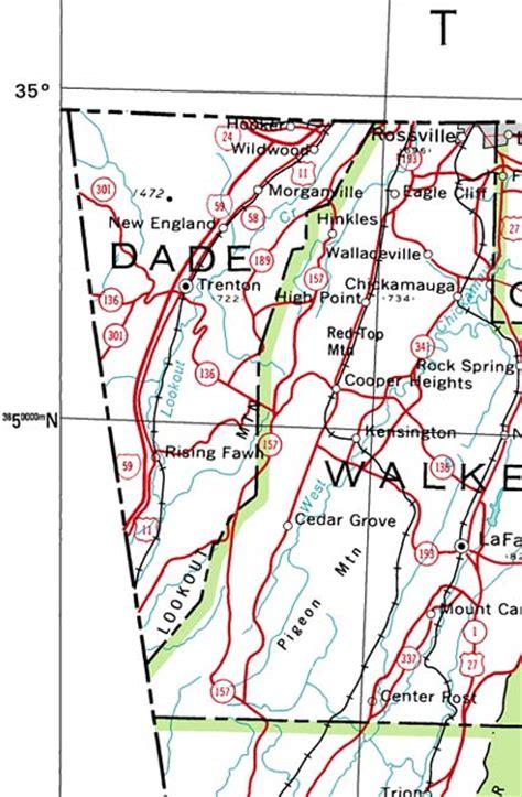 Dade County Ga Records Georgiainfo