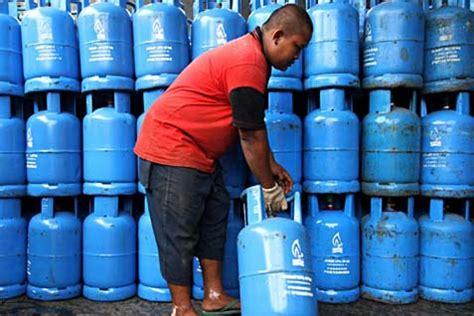 Tabung Blue Gas 12 Kg produk baru pertamina bright gas lebih bagus dari elpiji