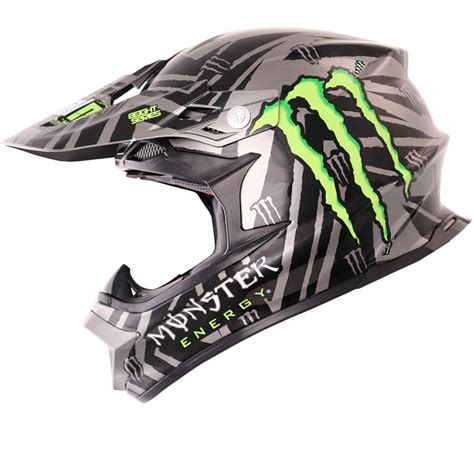 monster energy motocross helmet oneal 812 ricky dietrich replica mx monster energy enduro