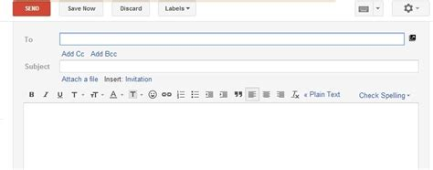 html email layout gmail customize gmail layout with gmail cleanup extension for