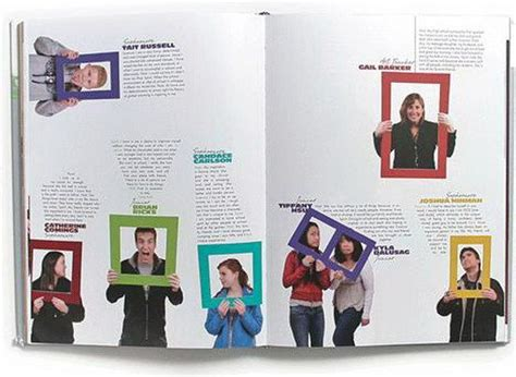 yearbook superlatives layout 30 beautiful yearbook layout ideas http hative com