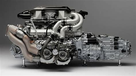 Bugati Engine by Meet The Bugatti Chiron Engine Some Can Actually Afford