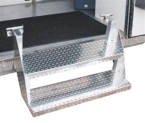 pit pal 38 two tier removable trailer step free shipping