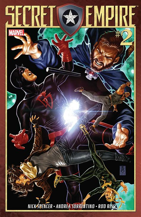 marvel releases it s coming marvel releases trailer for its secret empire united we