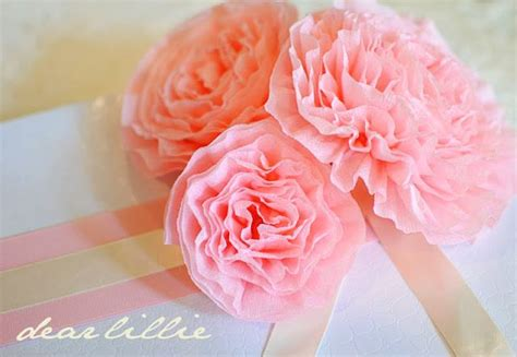 How To Make Different Paper Flowers - how to make different types of flowers with paper
