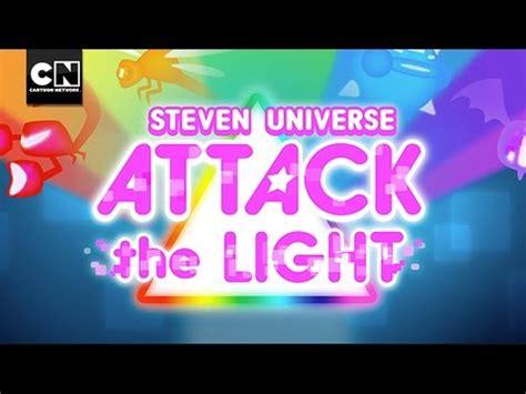 steven universe attack the light apk ataque al prisma destruye el arma gem con steven y las