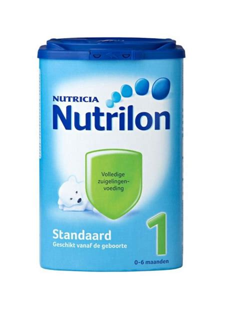 Formula Nutrilon 1 Nutrilon Standard 1 Babyformula Nutricia