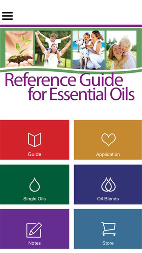 reference book essential oils apps for essential users technology