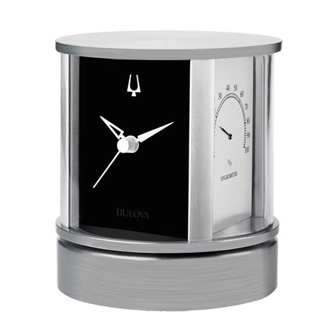 bulova desk clock price desk clocks discount prices clockshops com