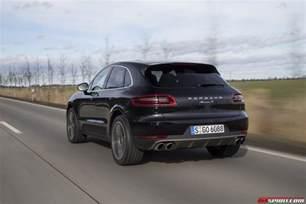 Porsche Macan S Turbo 2015 Porsche Macan S Vs S Diesel Vs Macan Turbo Review