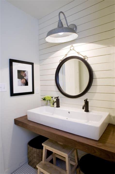 Modern Bathroom Vanity Diy Modern Rustic Bathroom