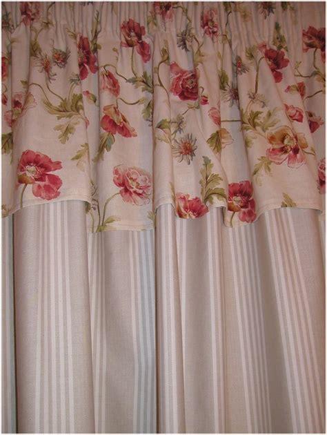 rideaux a fleurs style atlub