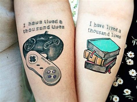 doctor who couple tattoos 20 awesome matching tattoos only couples would get