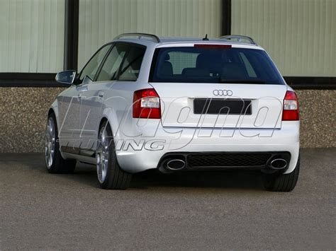 Audi A4 B5 Rs4 Body Kit by Audi A4 B6 8e Avant Rs4 B7 Look Body Kit