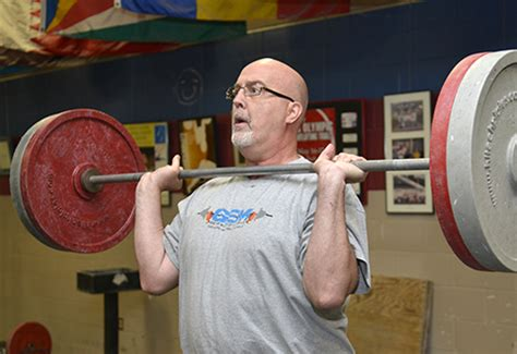 gary weightlifting parkinson s patient finds relief through exercise ralph