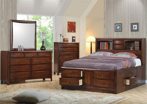 bed with bookcase headboard hillary queen size storage bed with bookcase headboard