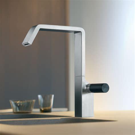 rubinetti acciaio inox miscelatore lavello da cucina acciaio rubinetterie quadro