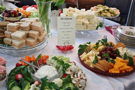 menu ideas for afternoon bridal shower bridal shower menu wedding wednesday at cloverhill